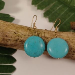 Fashion Turquoise Earrings!